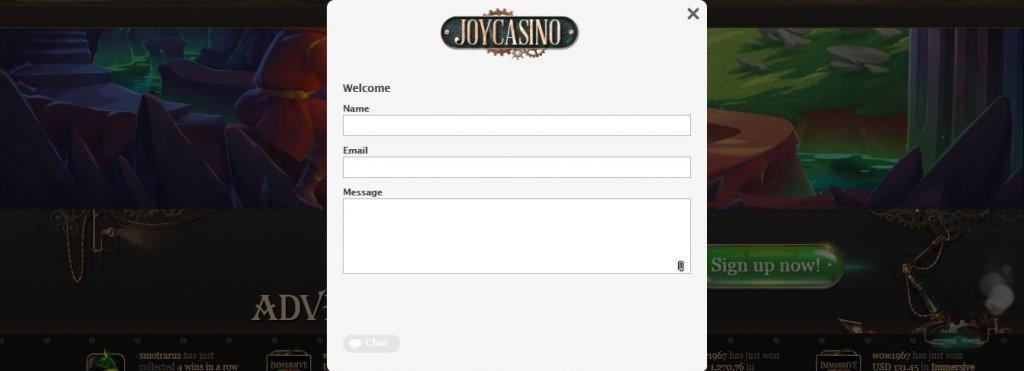 joycasino-chat